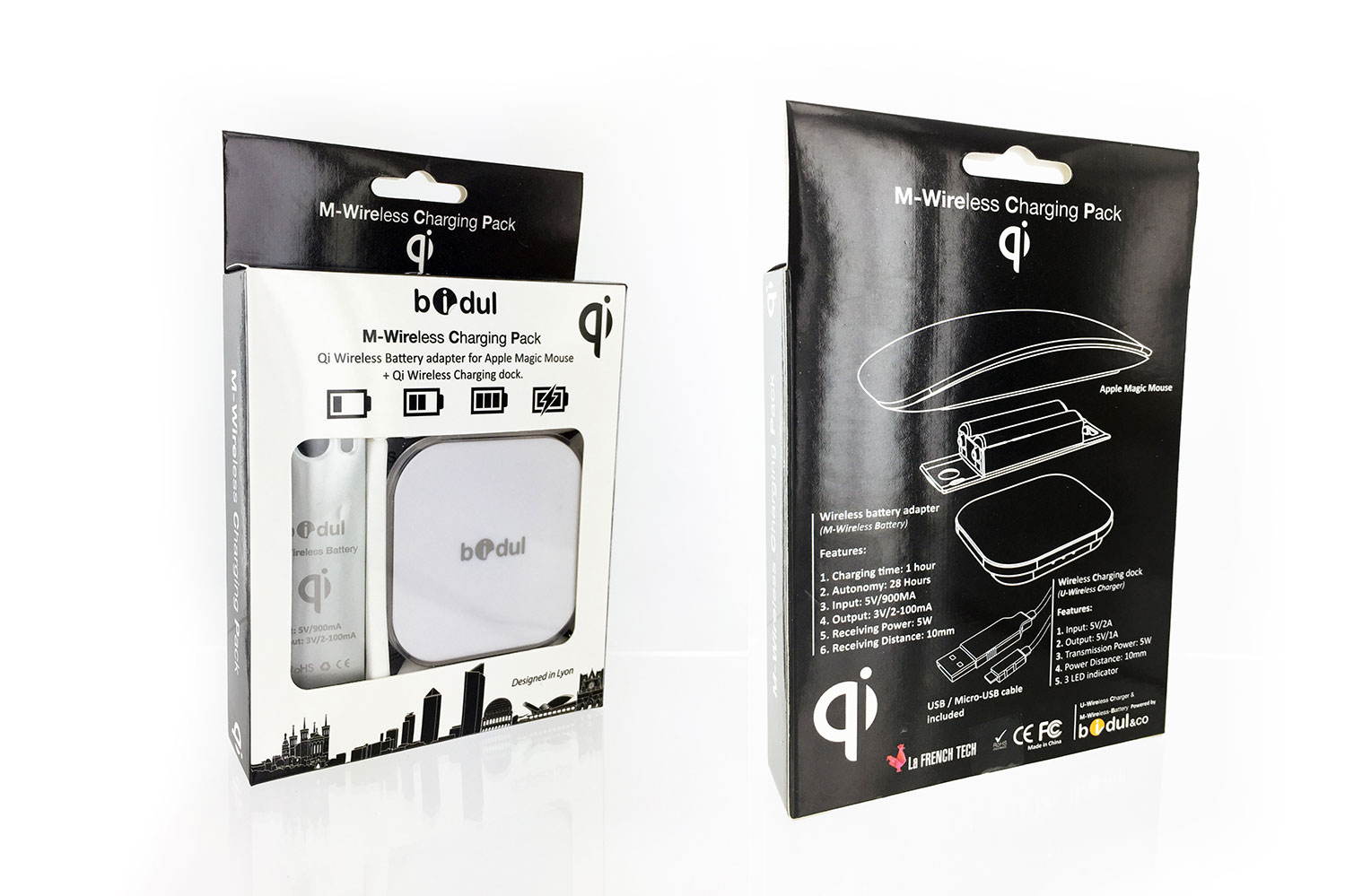 Pack Magic Mouse