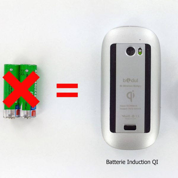 Batterie Magic mouse
